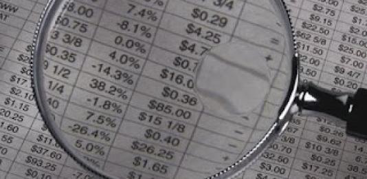 verificación, control financiero y auditoría de cuentas